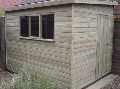 The Reverse Whitstable Pent Workshop